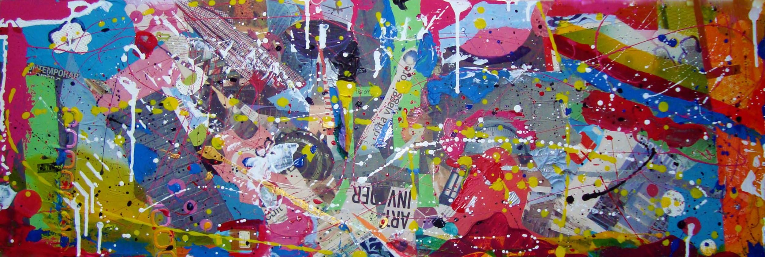 GlobaL MarkeT  JP Funk ART Project  Artwork Celeste Network