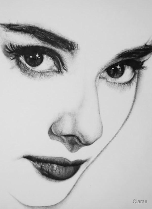 Audrey Hepburn - Klarem Artwork Celeste Network