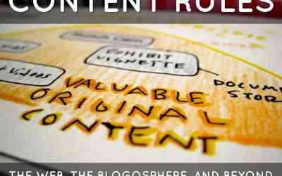 Original Content Rules the Web