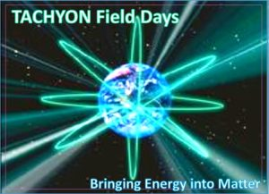 Tachyon Field Days Logo