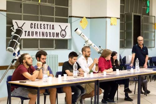 Inaugurazione Celestia Taurinorum e presentazione del programma 2017/2018, 3 luglio 2017