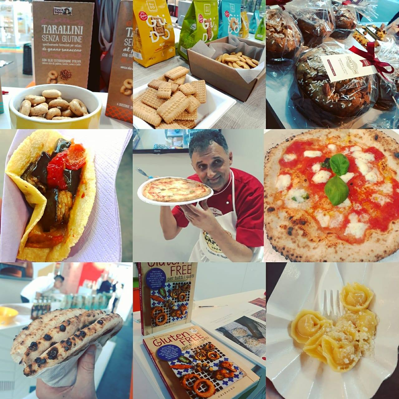 Collage Gluten Free Expo 2017