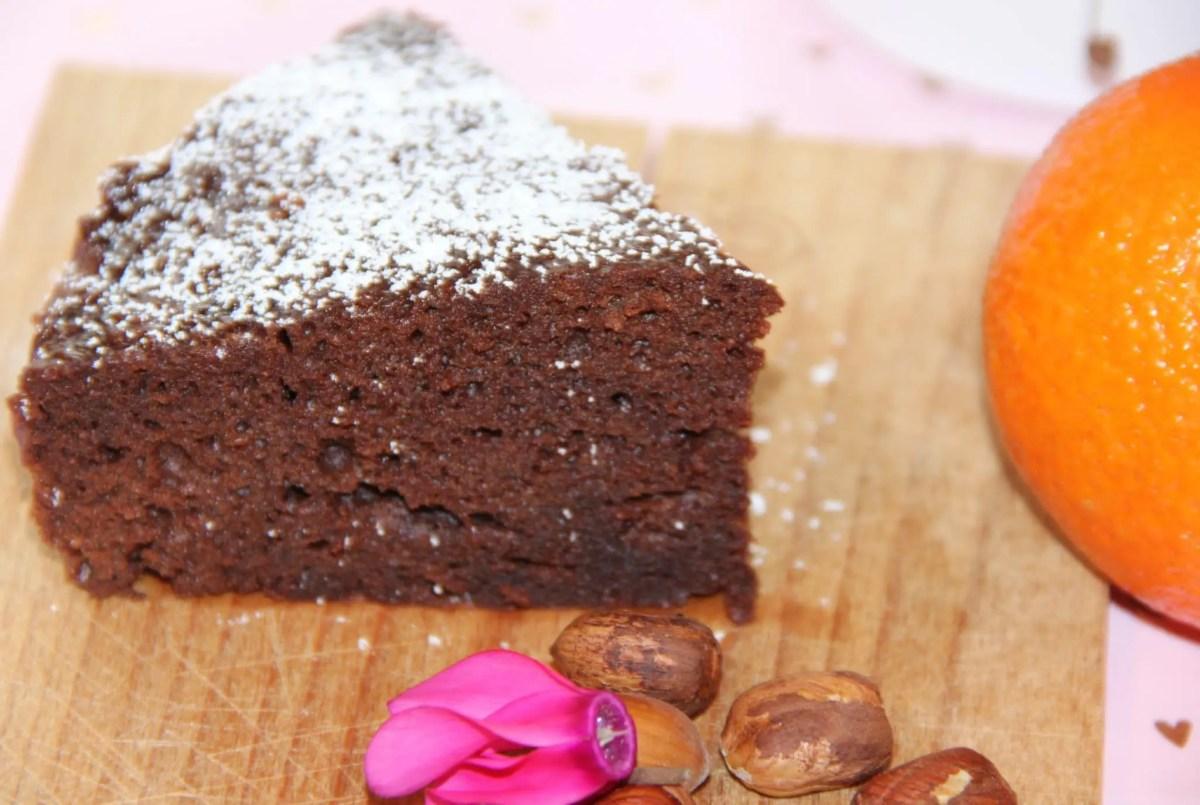 Gâteau au chocolat - la recette la plus facile et la plus rapide au monde !