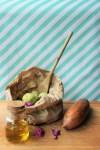 Recette de choux de Bruxelles aux patates douces et sirop d'érable