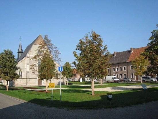 Découvrez la jolie ville belge de Saint-Trond (Sint-Truiden) et son béguinage