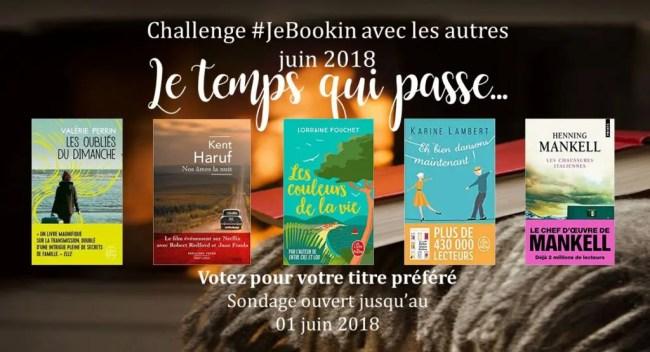 Rejoignez le club de lecture du blog Célia Dreams et participez au challenge #JeBookin avec les autres