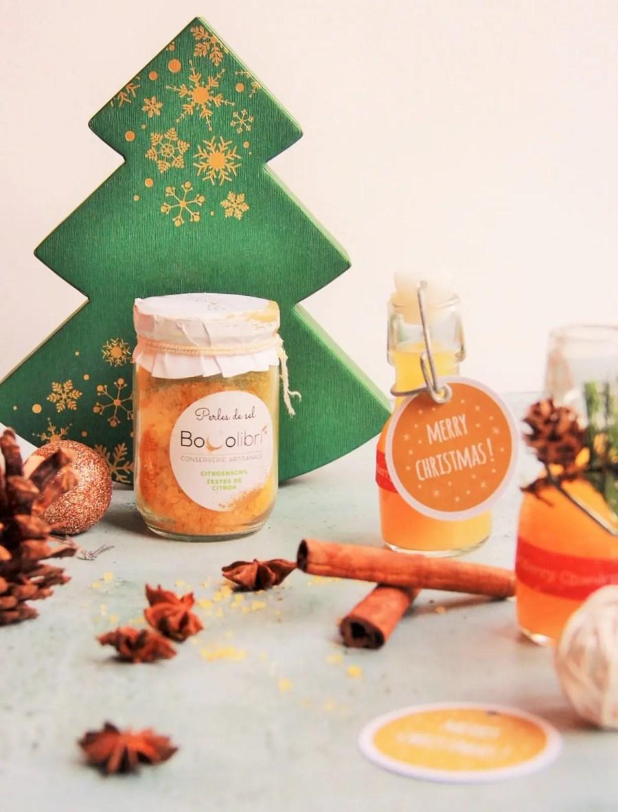 DIY – Huile aromatisée au citron & basilic : un chouette cadeau gourmand et personnalisé pour les fêtes !
