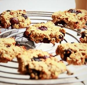 Testez ma recette de cookies pour le petit-déjeuner: 3 ingrédients sains et naturels.