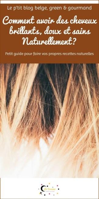 Découvrez des astuces et recettes 100% naturelles pour prendre soin de vos cheveux