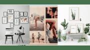 3 idées de décoration murale minimaliste, originale et tendance