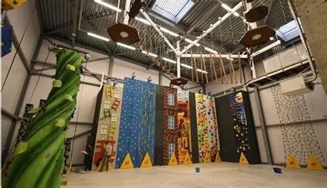 De Stordeur - salle d'escalade pour enfants - activité fun anniversaire