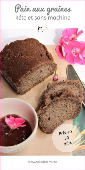 Recette de pain sans machine ni pétrissage