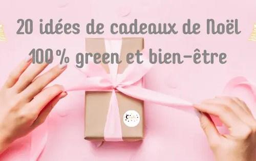 20 idées de cadeaux green et bien-etre belges