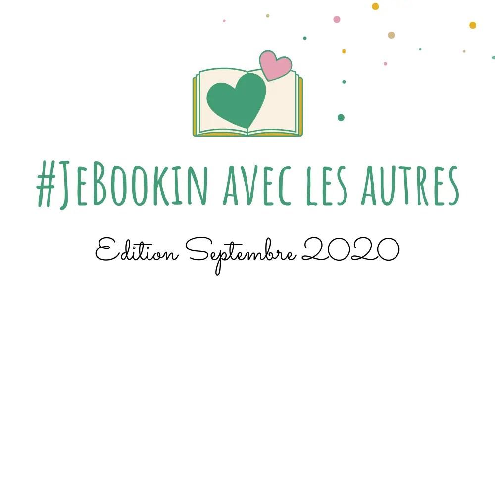 Challenge #JeBookin avec les autres juin 2020 - la sélection de livres