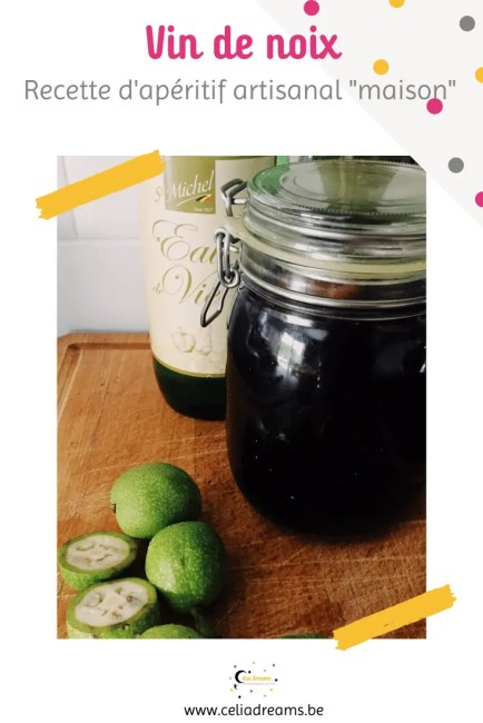 Vin de noix: apéritif maison doux (recette et utilisation)