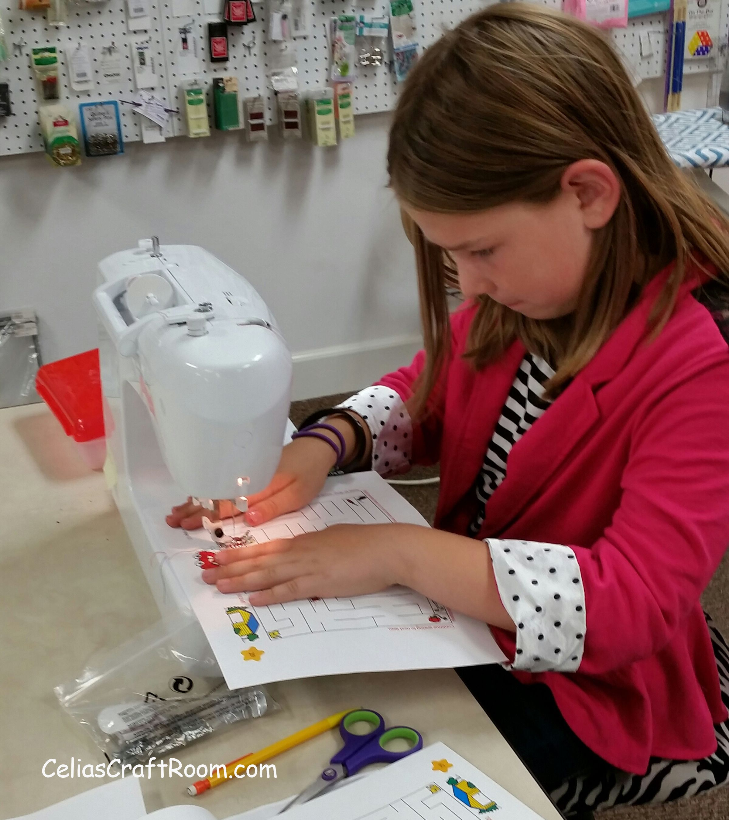 Beginning Sewing For Kids And Teens