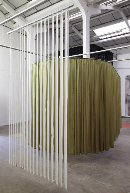 Curtain Show Cline Condorelli