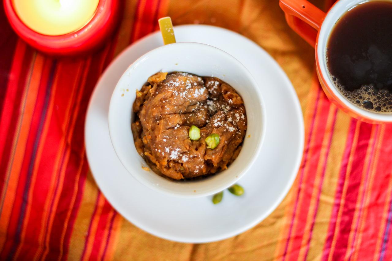 Carrot Cake In A Mug Recipe