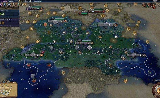 Sid Meier S Civilization Vi Launch Review Celjaded
