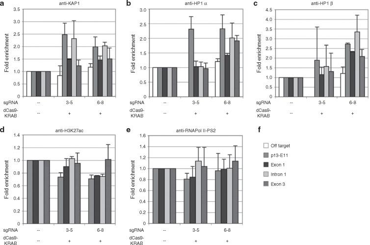 CRISPR/dCas9-mediated Transcriptional Inhibition