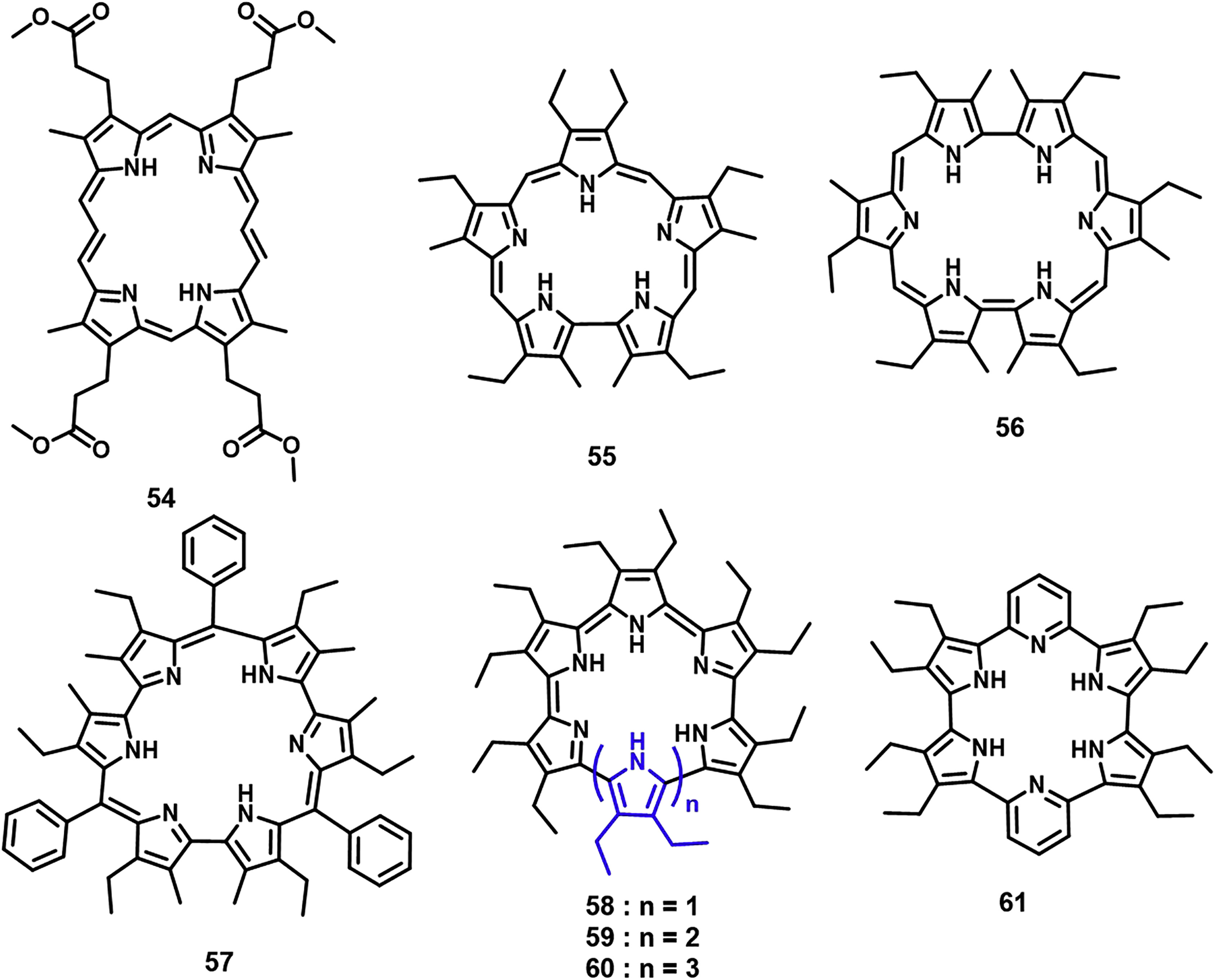 Supramolecular Chemistry Of Anionic Dimers Trimers