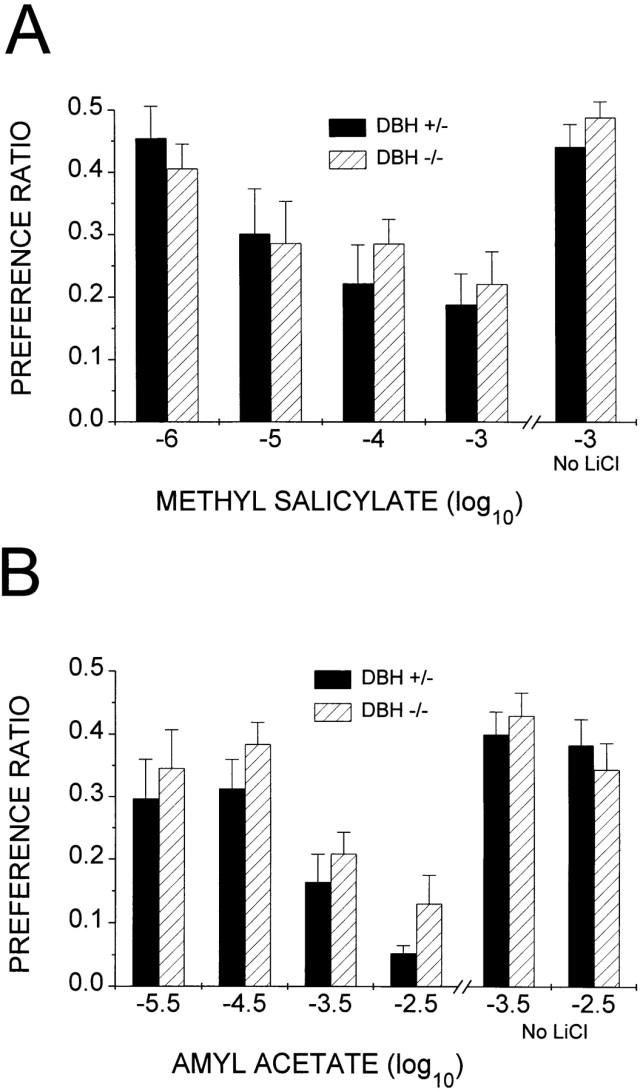 Impaired Maternal Behavior in Mice Lacking Norepinephrine