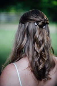 bridal-hair-piece | Celladora Wedding Photography