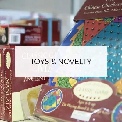 Shop for Toys and Novelties at The Cellar Alaska