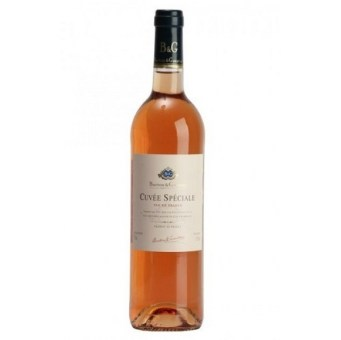 Image result for B & G Cuvee Speciale Rose