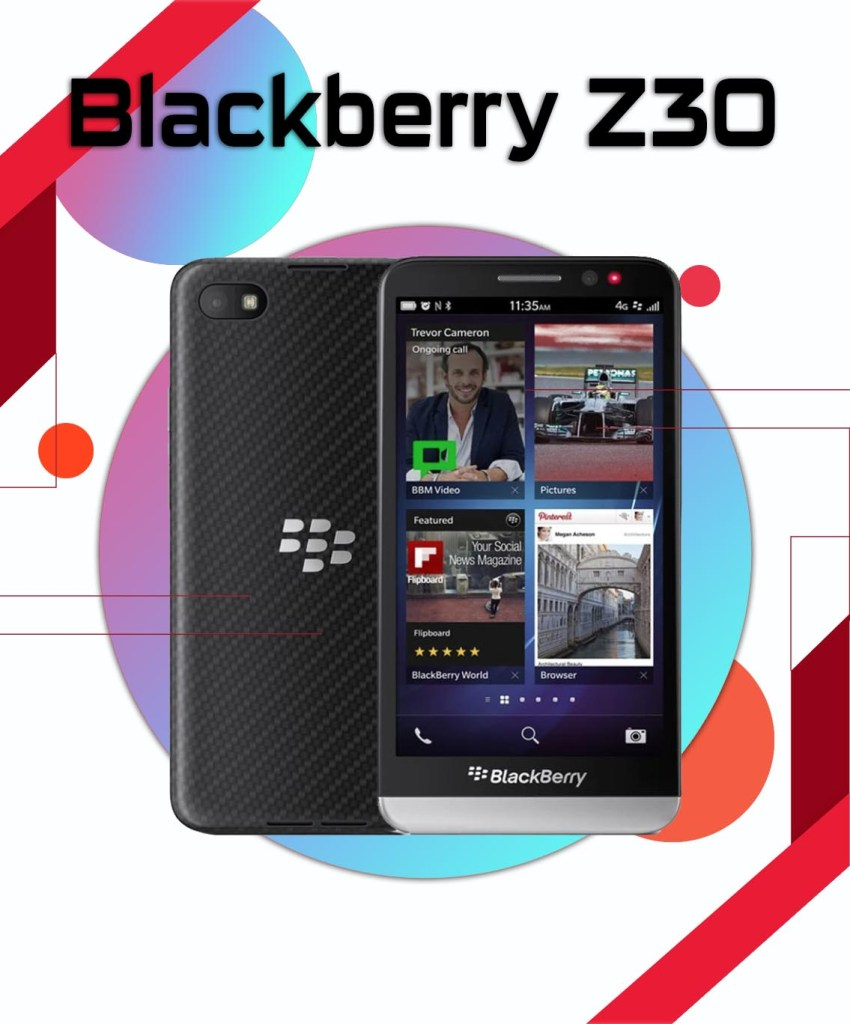 Blackberry Z30 Repair in Vancouver