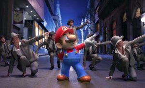 Super Mario Odyssey's jaunty theme tune gets a live action trailer