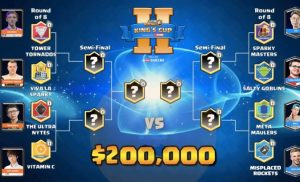Clash Royale King's Cup Tournament II Sets Standard for Mobile Esports Events