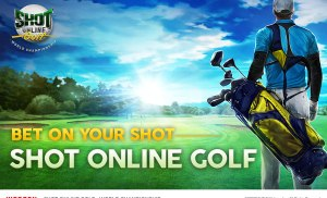 You can now download mobile sports game Shot Online Golf: World Championship in Canada