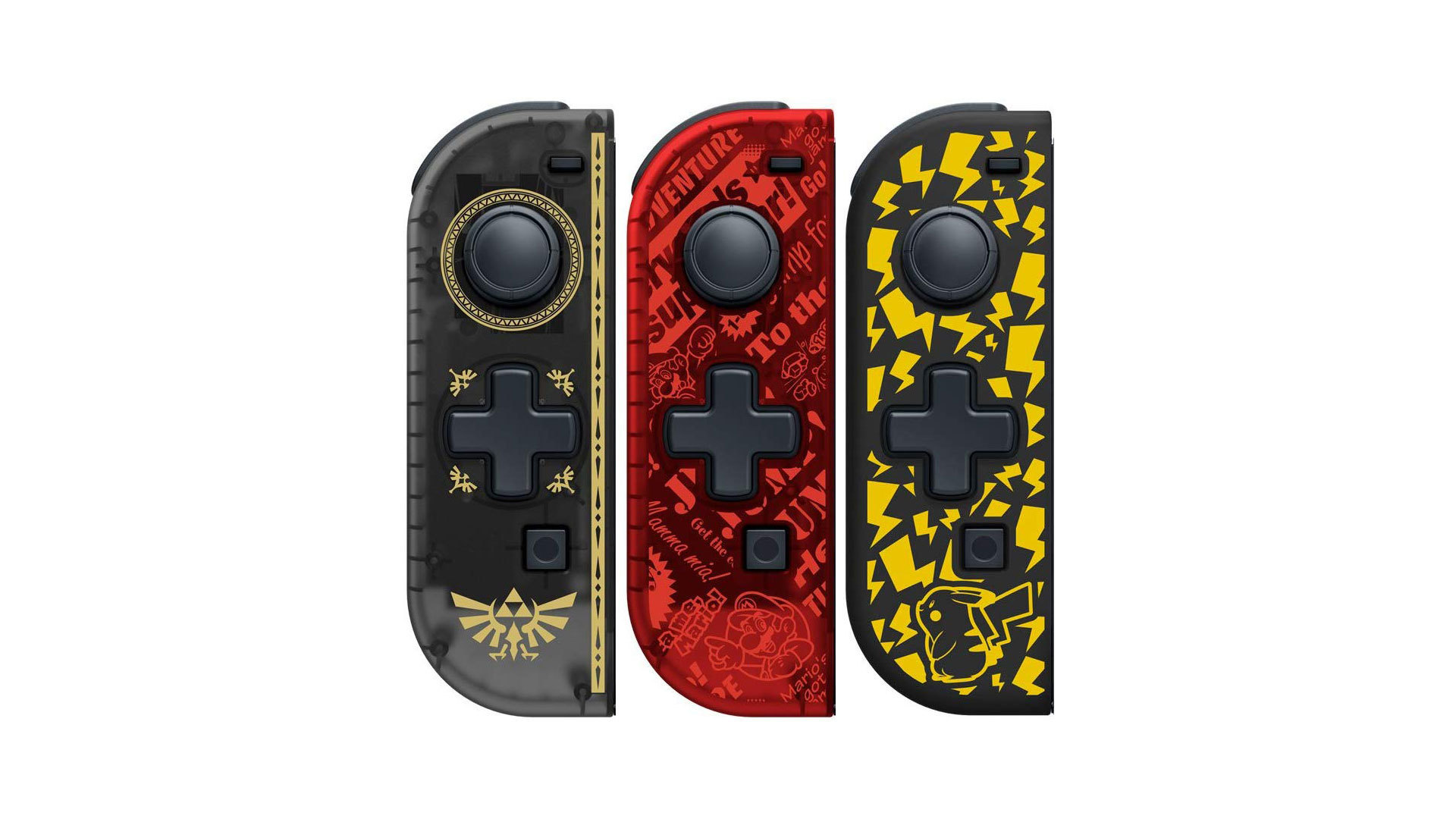 The Excellent Nintendo Switch D-Pad Joy-Con Is Now On Sale