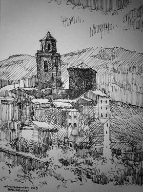Baldellou (plumilla de Fernando Alvira)