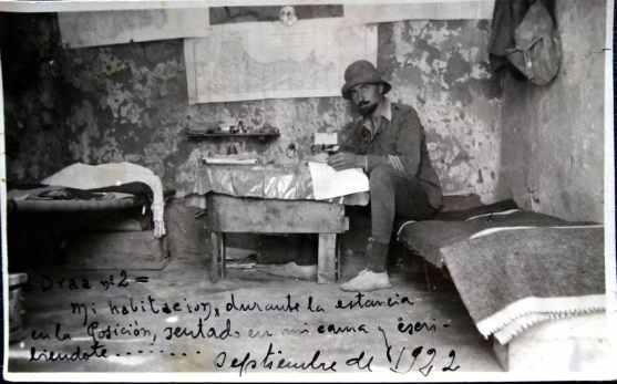 Jaime Pla, Draa, 1922