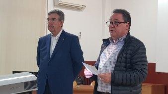 Presentación de la conferencia «El románico: un arte sagrado» (foto Ana Domínguez)