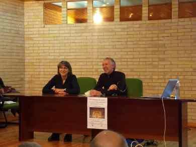Presentación de la conferencia «El neoclasicismo: ¿un estilo universal?» (foto Sergio Monzón)