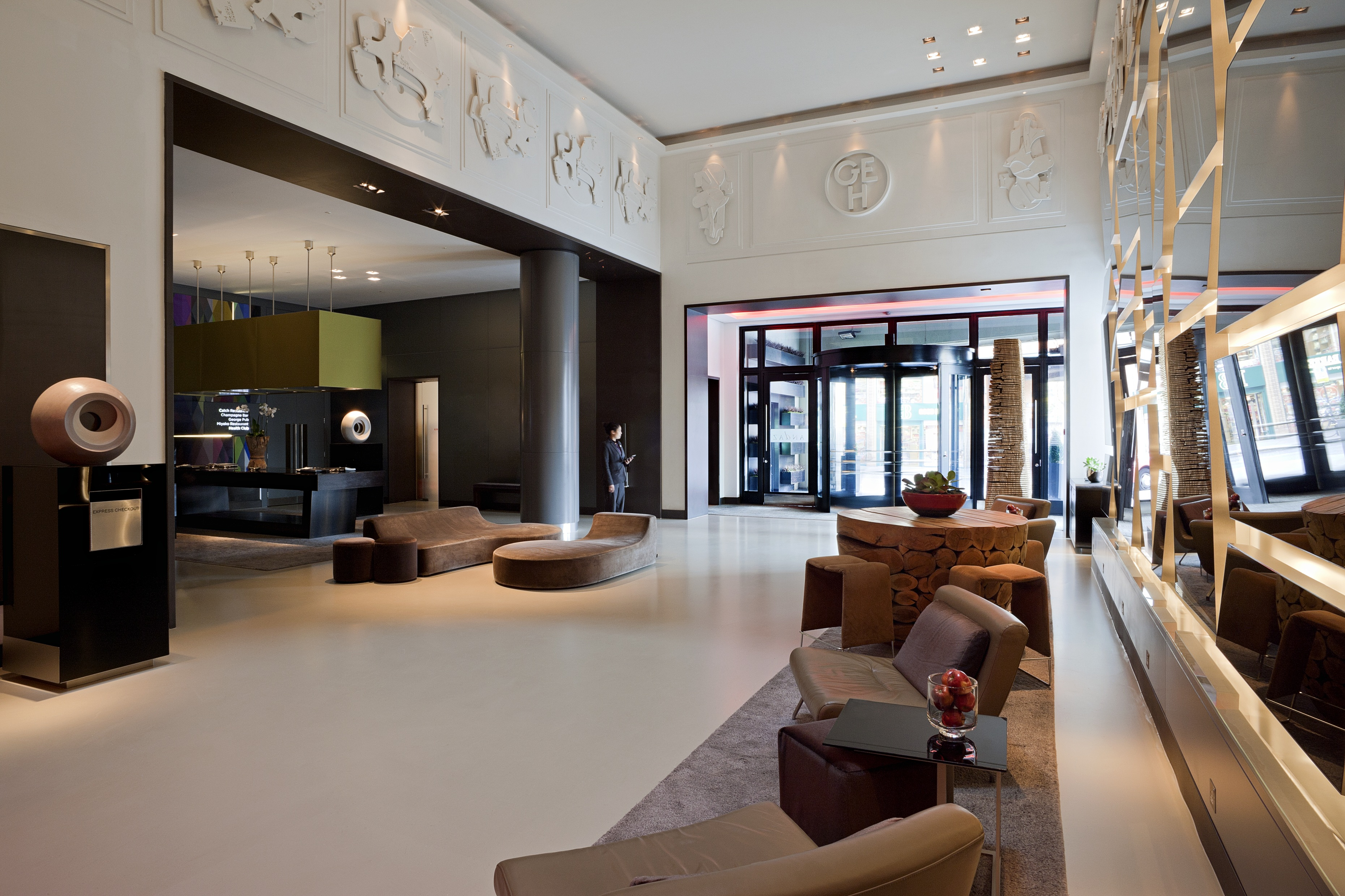 Andaz Liverpool Street  CELLOPHANELAND