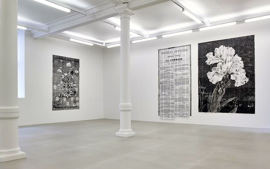 William Kentridge More Sweetly lay The Dance Marian Goodman Gallery