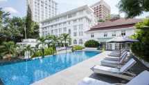 Hotel Majestic Kuala Lumpur Malaysia