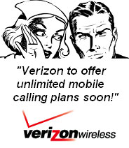 Verizon Rumored to Announce Unlimited Mobile Calling Plans