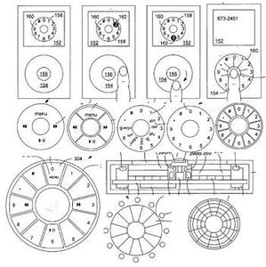 Apple Files Patent for Click Wheel iPhone