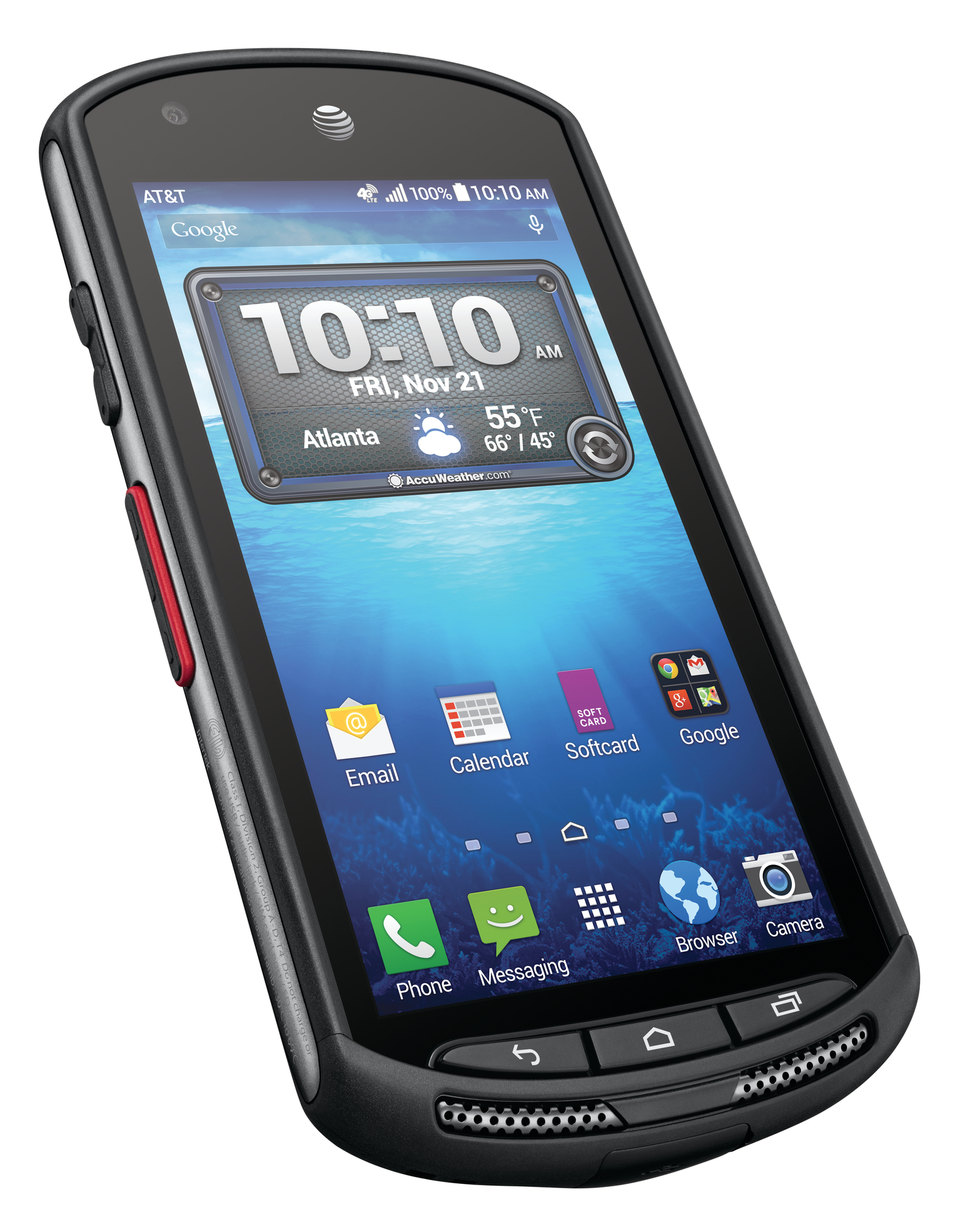 Kyocera DuraForce Water Resistant Rugged 4G LTE Android