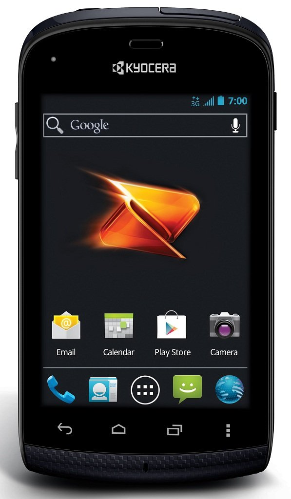 Kyocera Hydro Rugged Android Phone for Cricket Wireless - Fair Condition : Used Cell Phones. Cheap Cricket Wireless Cell Phones. Used Cricket ...