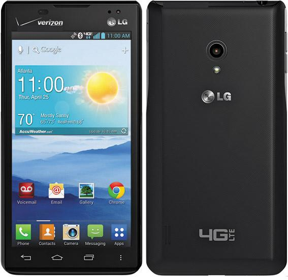 LG Lucid 2 8GB VS870 Android Smartphone - Verizon - Black - Excellent Condition : Used Cell Phones. Cheap Verizon Cell Phones. Used Verizon Phones ...