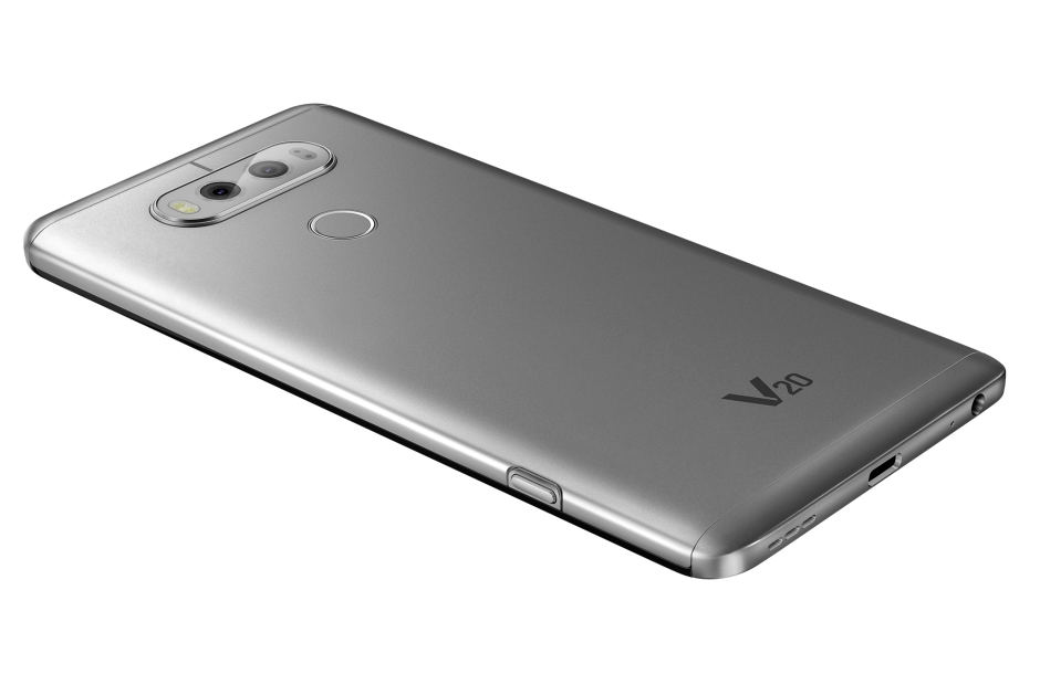 LG V20 H910 64GB Android Smartphone - Unlocked GSM - Silver - Mint Condition : Used Cell Phones. Cheap Unlocked GSM Cell Phones. Used Unlocked GSM ...
