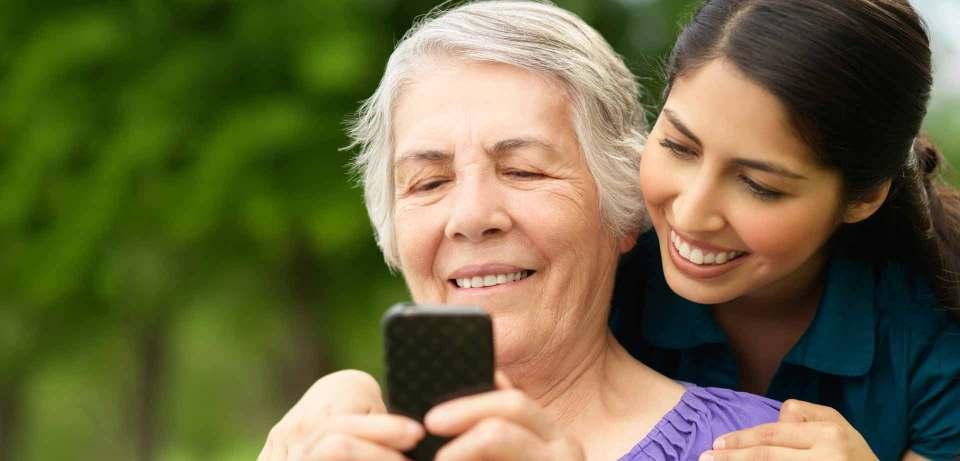 cellulare semplice per anziani