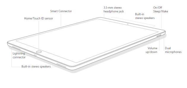 Apple presenta Apple iPad Pro, tablet da 12,9 pollici