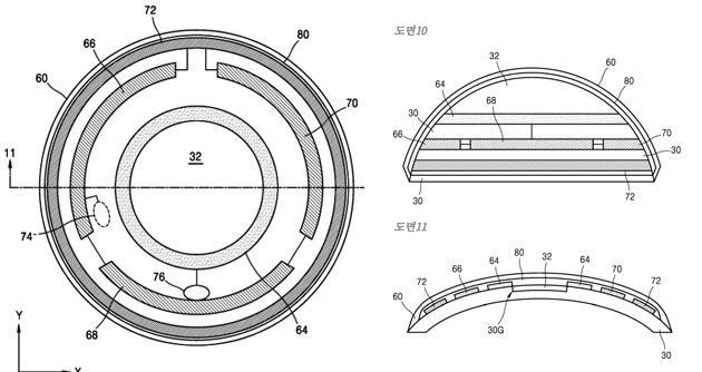 Samsung sta lavorando allo sviluppo di lenti a contatto